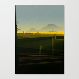 Train5 Canvas Print