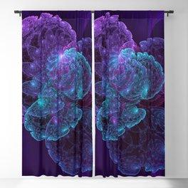 Illusion. Fractal Abstract Fantasy. Blackout Curtain