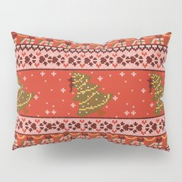 A Cat-astrophe Pillow Sham