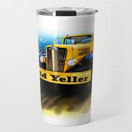 Old Yeller Travel Mug