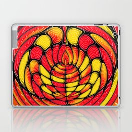 Vibrant reds Laptop & iPad Skin