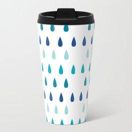 Tokyo Rain Travel Mug