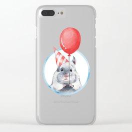 Сelebration Clear iPhone Case