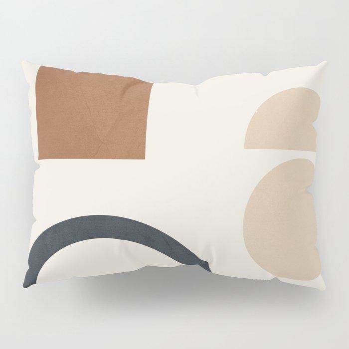 Geometric Modern Art 32 Pillow Sham