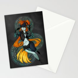 Midna AU Stationery Cards