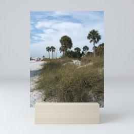 Sarasota Dunes Mini Art Print