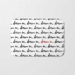Dream On Bath Mat