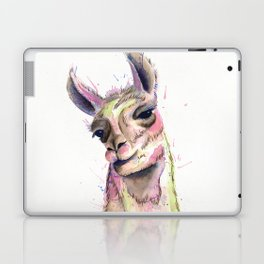 Happy Llama Laptop & iPad Skin