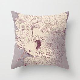 Procopius Throw Pillow