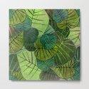 Leaf Pattern by klaraacel