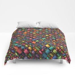 Traffic Jam Comforters