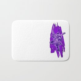 TMNT Rock: Don Bath Mat