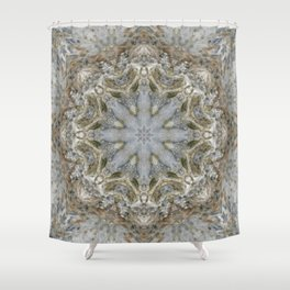 Rock Surface 5 Shower Curtain