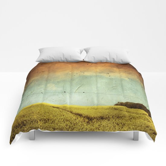 Canola Spring Comforters