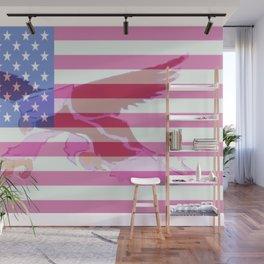 """""""Hoo Rah"""" Wall Mural"""