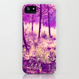The Soul Is Dyed By The Colour Of Your Thoughts iPhone Case