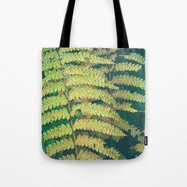 Woodland Fern Tote Bag