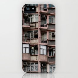 Mongkok iPhone Case