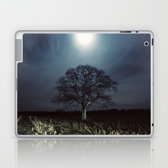 Rushing Clouds Laptop & iPad Skin