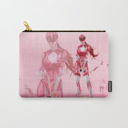 Pink Ranger Carry-All Pouch