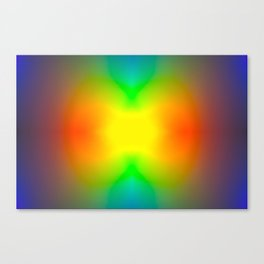 The Splitting Universe. Canvas Print