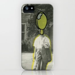 Tempi Residui - C4 - 008 iPhone Case