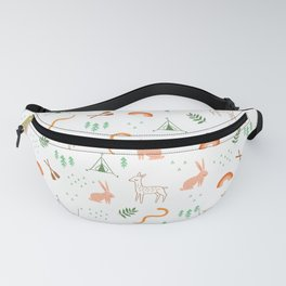 Summer Camp Fanny Pack