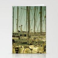 marina Stationery Cards featuring marina by gzm_guvenc