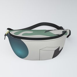 Shape study #7 - Synthesis Collection Fanny Pack