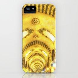 The Spice Bazaar Istanbul Art iPhone Case