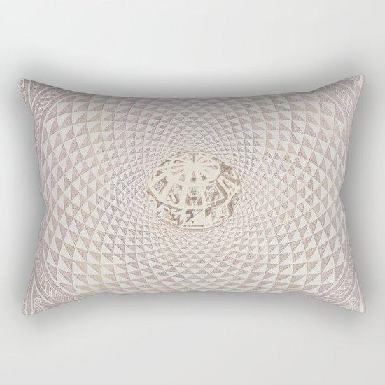 Beyond Babylon Rectangular Pillow