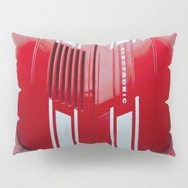 Vespa Valentine Pillow Sham