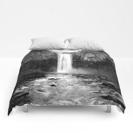 Taughannock Falls Comforters
