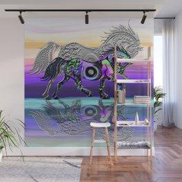Spirit Horse Wall Mural