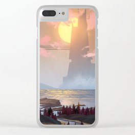 HomeComing Clear iPhone Case
