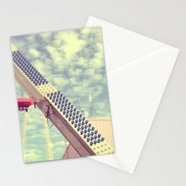 Happy metal pink Stationery Cards