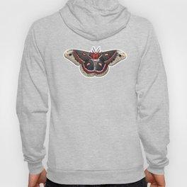 Cecropia Moth Hoody
