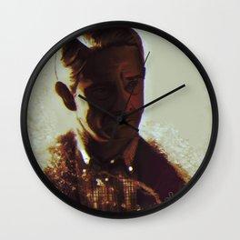 Disbelief Wall Clock