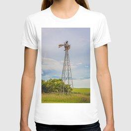Windmill, North Dakota 2 T-shirt