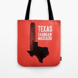 Texas Chainsaw Massacre Tote Bag