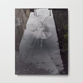 Reflections of an Echo Metal Print