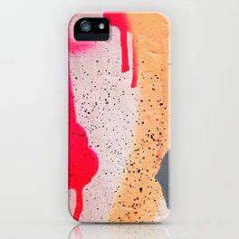 Drip Design iPhone Case