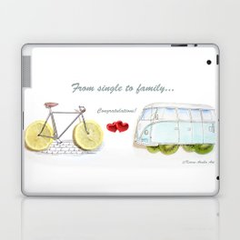 Our Love Journey Laptop & iPad Skin