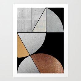 Golden Ratio Art Print