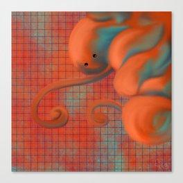 All Hail the Glow Cloud Canvas Print
