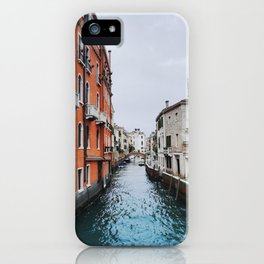 Venice - Zattere iPhone Case