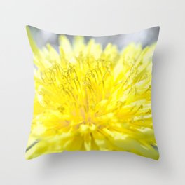Spring has come Throw Pillow