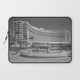 Fontainebleau Hotel  Laptop Sleeve