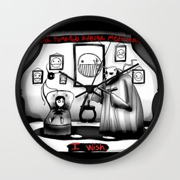 Therapy Time Wall Clock