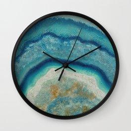Geode Series #2 Wall Clock